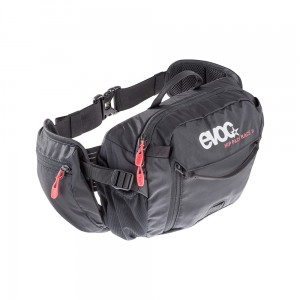 Nerka Evoc Hip Pack Race 3 L + 1,5 L Bladder Black