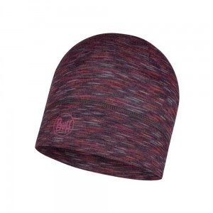 Czapka Buff Lightweight Merino Wool Hat SHALE GREY STRIPES