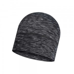 Czapka Buff Lightweight Merino Wool Hat GRAPHITE MULTI STRIPES