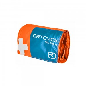 Apteczka Ortovox FIRST AID ROLL DOC MID shocking orange