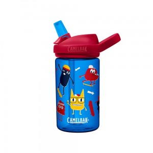 Butelka Camelbak Eddy+ Kids 0,4L Skate Monsters