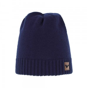 Czapka Viking Merino Berit navy blue