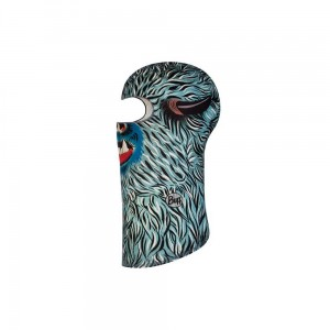 Kominiarka dziecięca Buff Junior Polar Balaclava Beast Blue