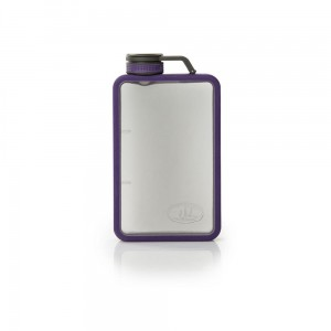 Piersiówka GSI Boulder Flask Purple 177 ml