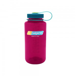 Butelka Nalgene Wide Mouth Eggplant 1L