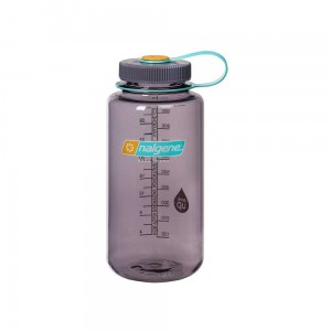 Butelka Nalgene Wide Mouth Aubergine 1L