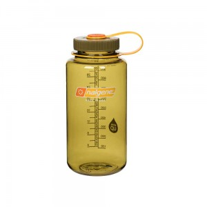 Butelka Nalgene Wide Mouth Olive 1L