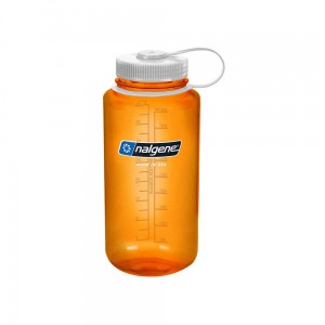 Butelka Nalgene Wide Mouth Orange 1L