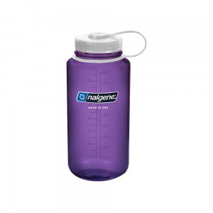 Butelka Nalgene Wide Mouth Purple 1L