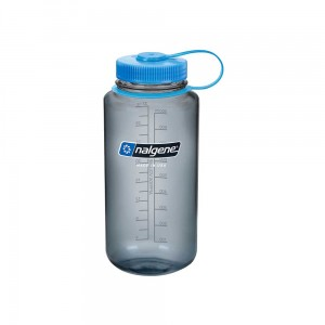 Butelka Nalgene Wide Mouth Grey 1L