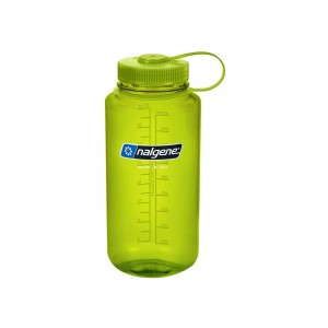Butelka Nalgene Wide Mouth Spring Green 1L