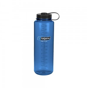 Butelka Nalgene Wide Mouth Silo Blue 1,5L