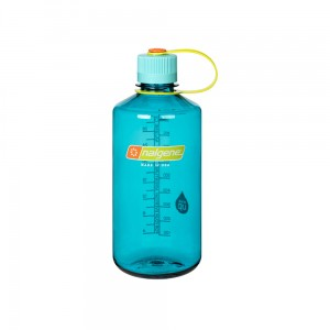Butelka Nalgene Narrow Mouth Cerulean 1L
