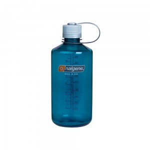 Butelka Nalgene Narrow Mouth Trout Green 1L