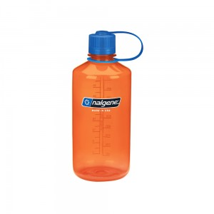 Butelka Nalgene Narrow Mouth Orange 1L