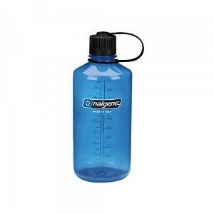 Butelka Nalgene Narrow Mouth Blue 1L
