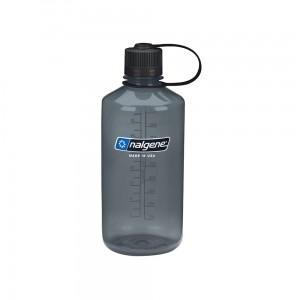 Butelka Nalgene Narrow Mouth Grey 1L