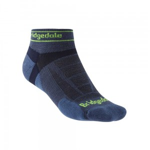 Skarpety Bridgedale Ultralight T2 Merino Sport Low blue M 40-43