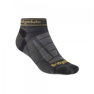 Skarpety Bridgedale Ultralight T2 Merino Sport Low gunmetal L 44-47