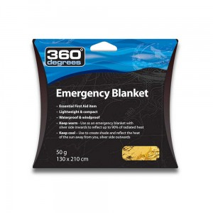 Koc ratunkowy 360 Degrees Emergency Blanket