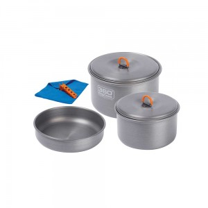 Zestaw do gotowania 360 Degrees Furno Large Cook Set