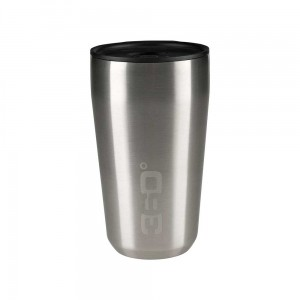 Kubek 360 Degrees Vacuum Insulated Travel Mug 475ml Silver