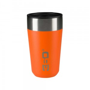 Kubek 360 Degrees Vacuum Insulated Travel Mug 475ml Pumpkin