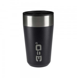 Kubek 360 Degrees Vacuum Insulated Travel Mug 475ml Black