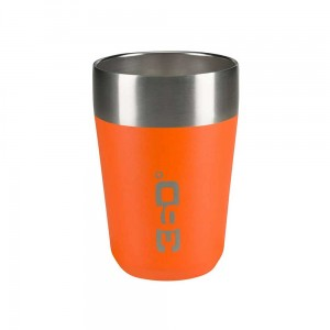 Kubek 360 Degrees Vacuum Insulated Travel Mug 355ml Pumpkin
