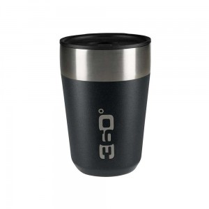 Kubek 360 Degrees Vacuum Insulated Travel Mug 355ml Black