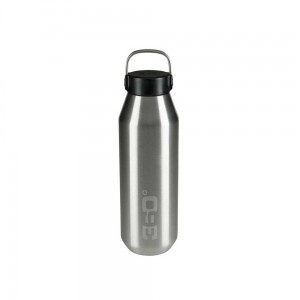 Butelka termiczna 360 Degrees Vacuum Insulated Stainless Bottle 750ml Silver