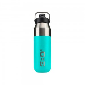 Butelka termiczna 360 Degrees Vacuum Insulated Stainless Bottle Sip Cap 1L Turquoise