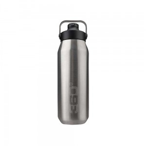 Butelka termiczna 360 Degrees Vacuum Insulated Stainless Bottle Sip Cap 750ml Silver