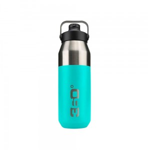 Butelka termiczna 360 Degrees Vacuum Insulated Stainless Bottle Sip Cap 750ml Turquoise