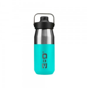 Butelka termiczna 360 Degrees Vacuum Insulated Stainless Bottle Sip Cap 550ml Turquoise