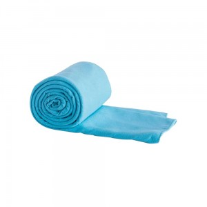 Ręcznik 360 Degrees Compact Microfibre Towel Medium Blue