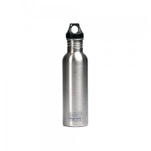 Butelka 360 Degrees Stainless Single Wall Bottle 750ml Silver