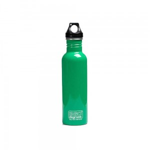 Butelka 360 Degrees Stainless Single Wall Bottle 750ml Spring Green