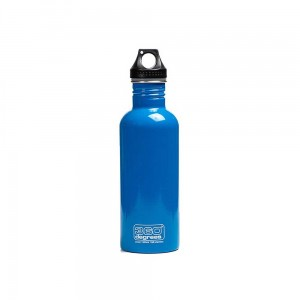 Butelka 360 Degrees Stainless Single Wall Bottle 1000ml Ocean Blue