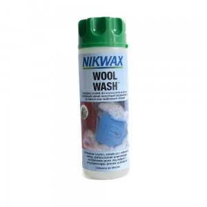 Środek piorący Nikwax Wool Wash 300 ml