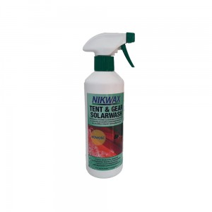 Środek czyszczący Nikwax Tent & Gear SolarWash Spray-On 500ml