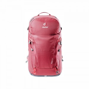 Plecak Deuter Trail 26 cranberry-graphite
