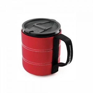 Kubek GSI Infinity Backpacker Mug Red 0,5 L