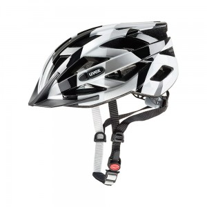 Kask rowerowy Uvex Air Wing light black-white