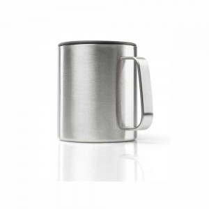 Kubek turystyczny GSI Glacier Stainless Camp Cup Brushed 296 ml