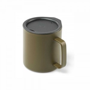 Kubek turystyczny GSI Glacier Stainless Camp Cup Olive 444 ml