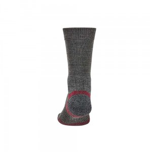 Skarpety Bridgedale Hike Lightweight Merino E grey heather L 44-47