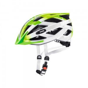 Kask rowerowy Uvex Air Wing lime-white