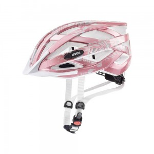 Kask rowerowy Uvex Air Wing rose-white