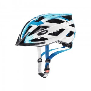Kask rowerowy Uvex Air Wing blue-white